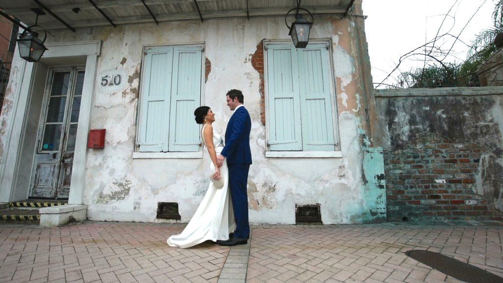 Studio Vieux Carre | New Orleans Wedding Video